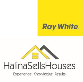 Ray White Leaders Wellington real estate agent Halina Kuchciak Logo