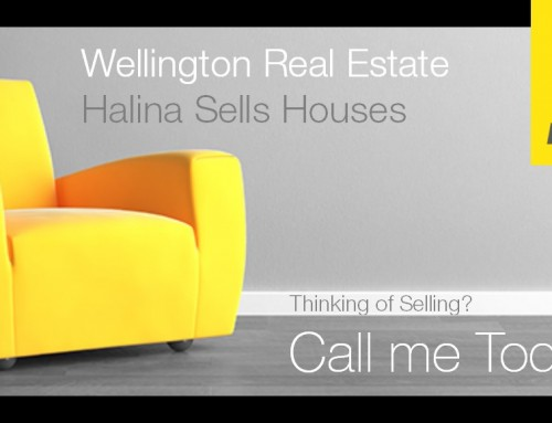 Halina Sells Houses – Thinking of Selling a Wellington Property?
