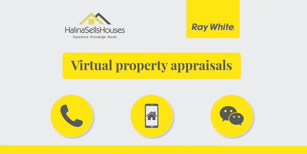 Virtual Appraisal HalinaSellsHouses