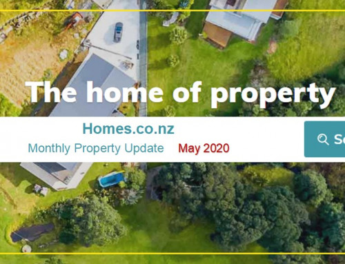 homes.co.nz Monthly Property Update – May 2020