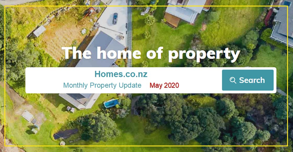HOMES.CO.NZ MAY 2020