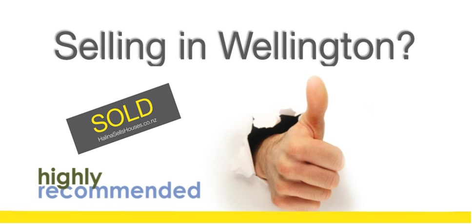 Selling in Wellington-Highly Recommended