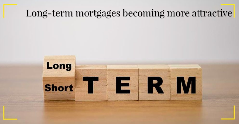 Long-term mortgages becoming more attractive