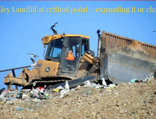 Happy Valley Landfill at critical point – expanding it, or changing it?
